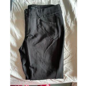 NWOT - Black Torrid Dress Pants